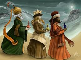 Three Wise Men 1