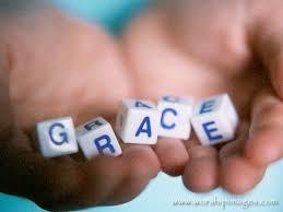 Grace scrabble tiles