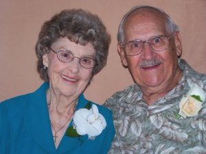 My mother-in-law, Bette Heim, passed away in September 2009. My father-in-law, Ernie Heim Sr., passed away in March of this year.