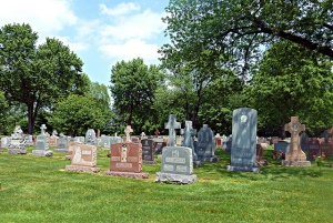 St. Hedwig's Cemetery, Dearborn, Michigan