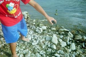 Stone Skipping