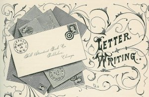 Letter Writing 2