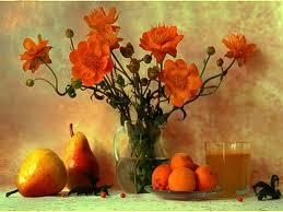 Orange flower Day 4