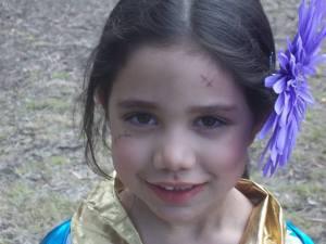Scarlett at 5
