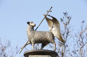 Christ the Lamb of God