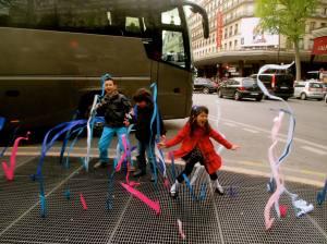 Nos petits-enfants à Paris (2014)