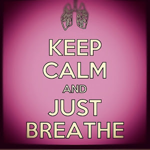 Keep Calm and breathe