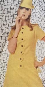 60's Jean Shrimpton