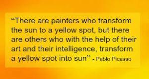 Picasso Sun