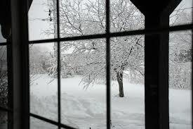 Snow window 1