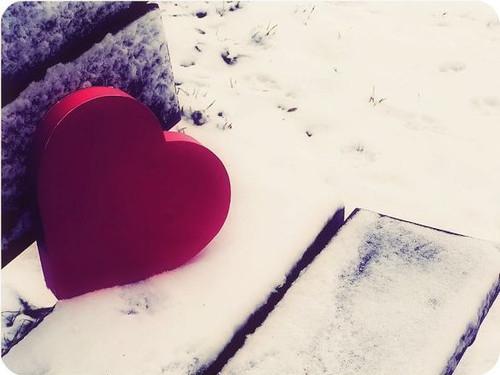 Snow heart7